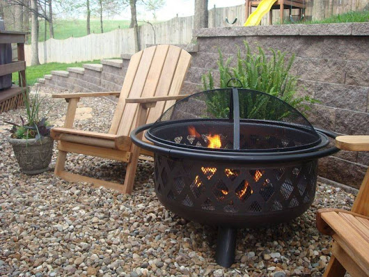 Buying a Fireplace or Fire Pit Online? - Here Are Some Tips - Outdoor Patio Ideas