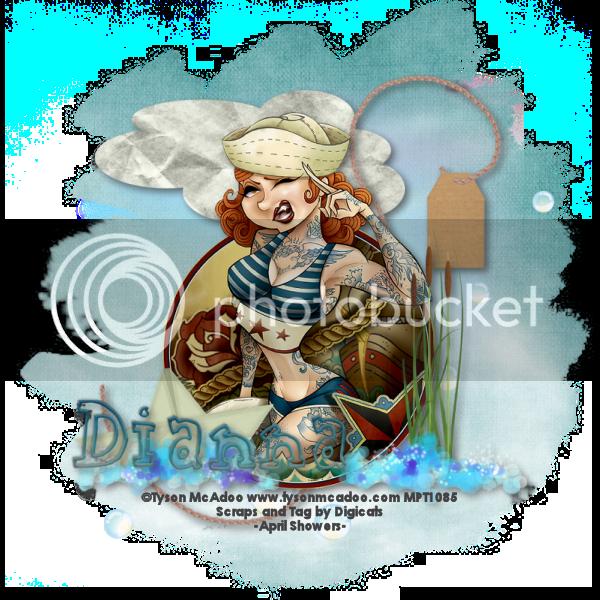 'Ello Sailor - Dianna