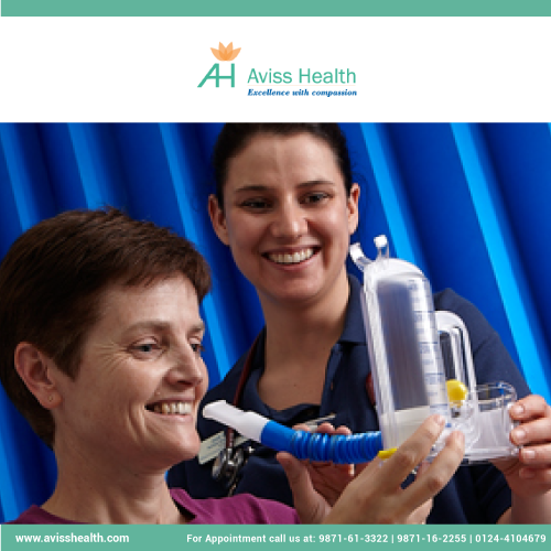 "Here Is What You Need To Know About ""Pulmonary Rehabilitation"" 