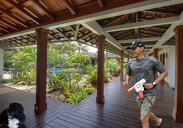 Obama's Hawaii Vacation Home And The Luxury Rentals Of ...