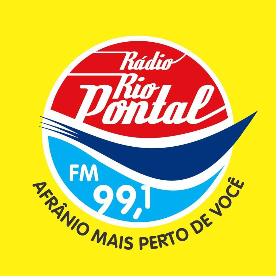 Resultado de imagem para rádio rio pontal fm