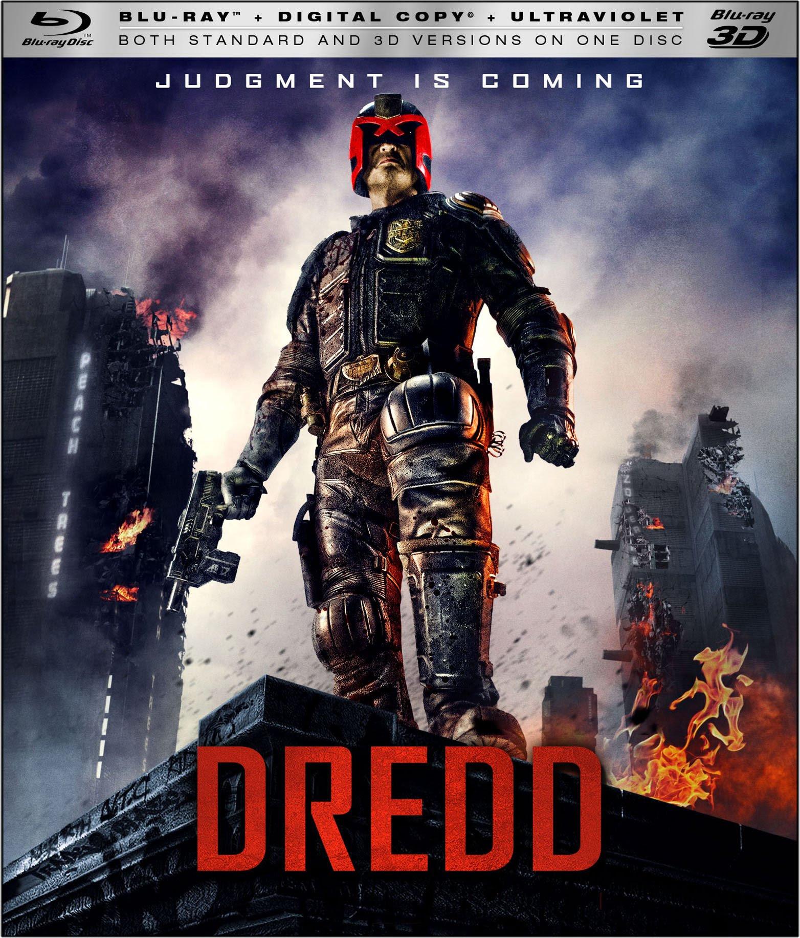 Watch Dredd 3D Movie Online Free 2012