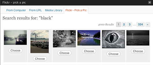 A Quick Guide To Creative Commons Image Plugins For WordPress