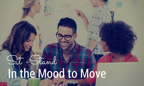 In the Mood to Move: Sit and Stand - Modern Office Furniture Toronto Envirotech Office Systems