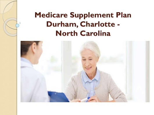 Medicare Supplement Plan Durham, Charlotte North Carolina