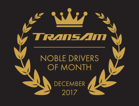 Drivers of the Month – December - TransAm Trucking