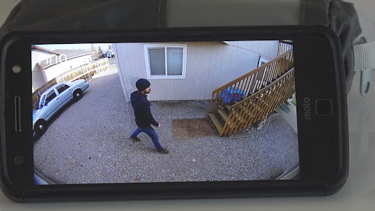 Package theft prevention goes digital with home security systems