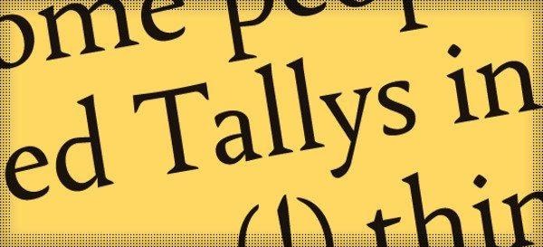 exljbris free font 12 Tipografías elegantes y gratuitas – Cuarta entrega