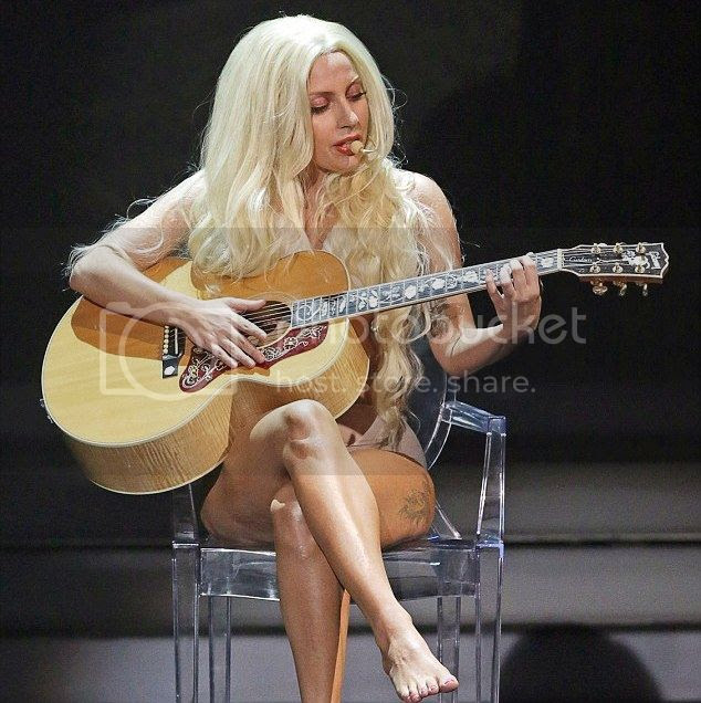 Watch: Lady Gaga performs 'Venus' & 'Do What U Want' on X Factor UK...