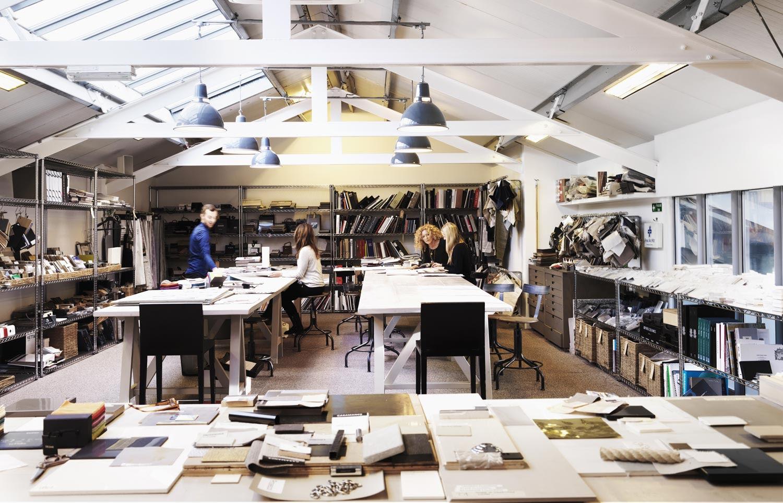 Filming Area Animation Studio Office Interior Design UM ...