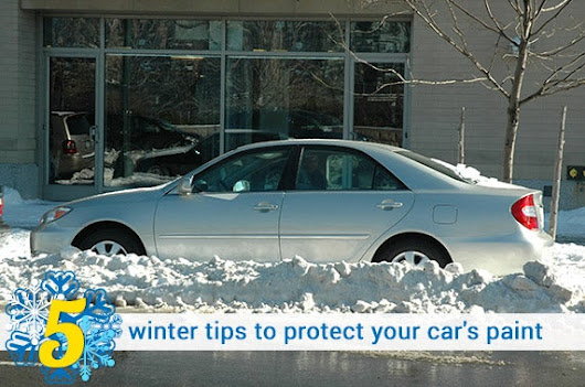 5 Tips To Protect Your Car Paint in Winter | Bankrate.com