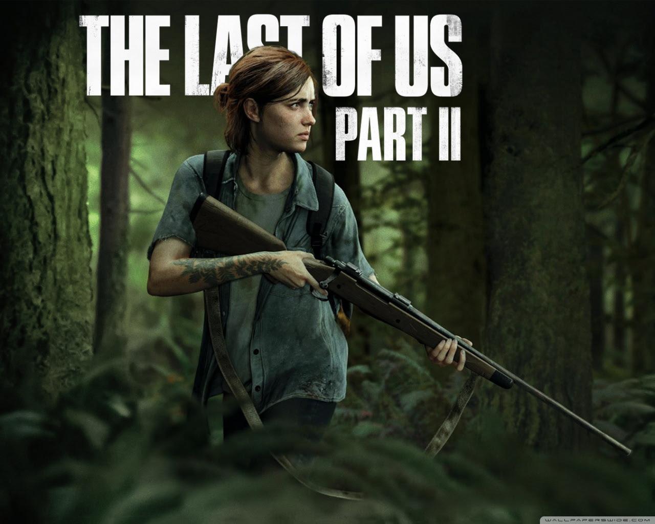 The Last Of Us Part 2 Ultra Hd Desktop Background Wallpaper For 4k