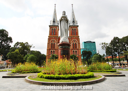 Notre Dame Cathedral HCMC