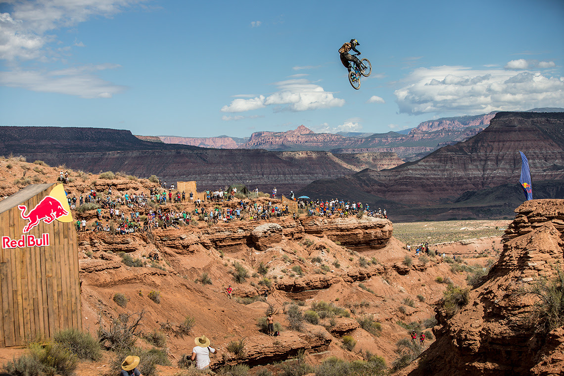 Day 1 Qualifier Highlights – Red Bull Rampage 2014 | DERESTRICTED
