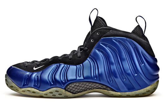 Nike Air Foamposite One Royal OG 2017 Release Date - SBD