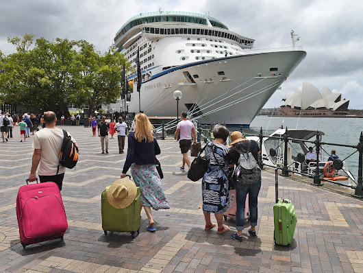 Why people are signing up to live full-time on a cruise ship
