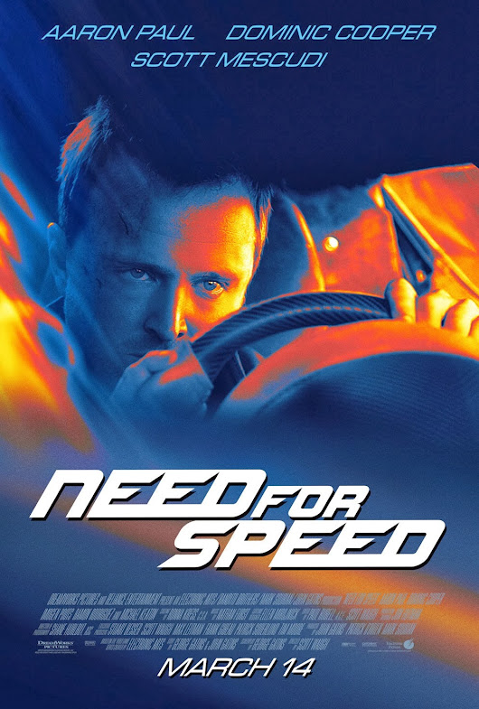 Movie Review: Need for Speed(2014)