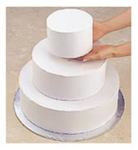 Teired/Stacked Cake Construction   CakeCentral.com