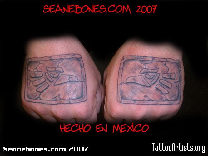 Hecho In Mexico Tattoo Picture