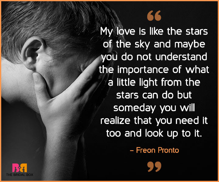 Quotes About Not Understanding Love 53 Quotes