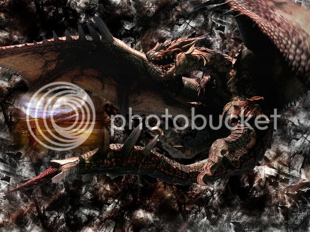Monster Hunter Wallpaper Image By Xseigh モンスターハンターの