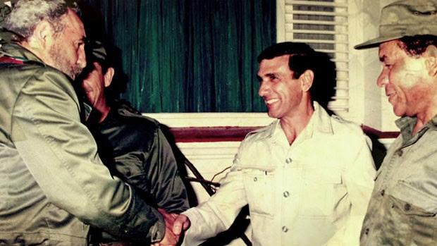 """""""Ao contrário do que dizem, Fidel nunca renunciou as comodidades capitalistas ou escolheu viver na austeridade"""", diz Sánchez (Foto: Juan Reinaldo Sánchez)"""