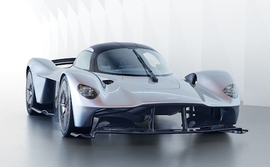 Preview: Aston Martin Valkyrie - Exotic Car List