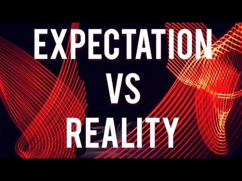 Expectation | How to use expectations in life