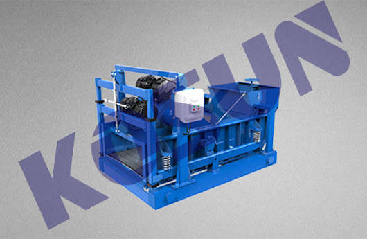 Drilling Fluids 3 Stage Solids Control Separation Equipment