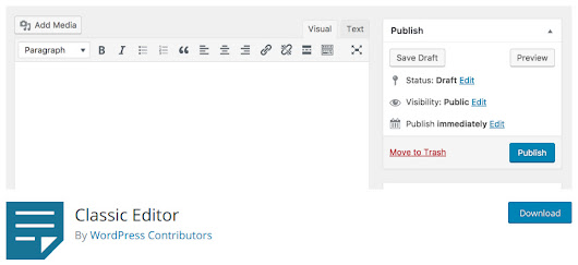Disable Gutenberg Editor And Keep Classic Editor In WordPress | NapitWPTech