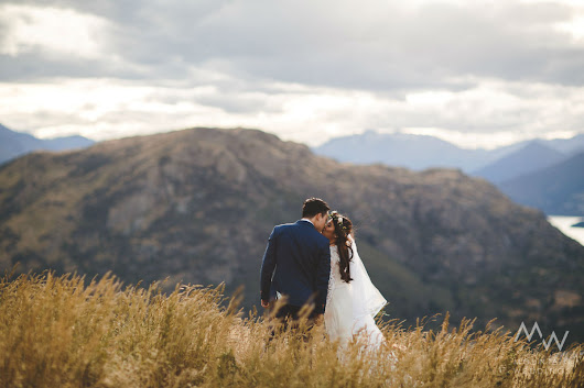 """Charlotte's beautiful ceremony made us giddily swoon to the moon and back"" - Your Big Day - Charlotte Winkel Queenstown Wedding Celebrant"
