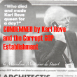 Condemned by Karl Rove and the Corrupt GOP Establishment