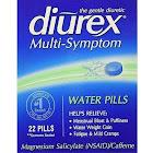 Diurex Water Pills, Original Formula - 22 count
