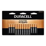 Duracell Alkaline AAA Batteries, 20 Batteries (DURMN2400B20)