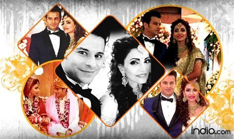 Ishqbaaz?s Navina Bole and Karan Jeet's wedding album