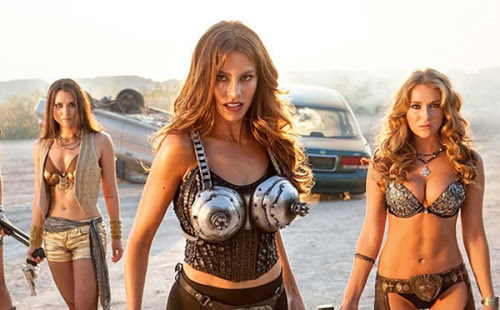 image from Machete Kills courtesy of Dread Central. Click for more.