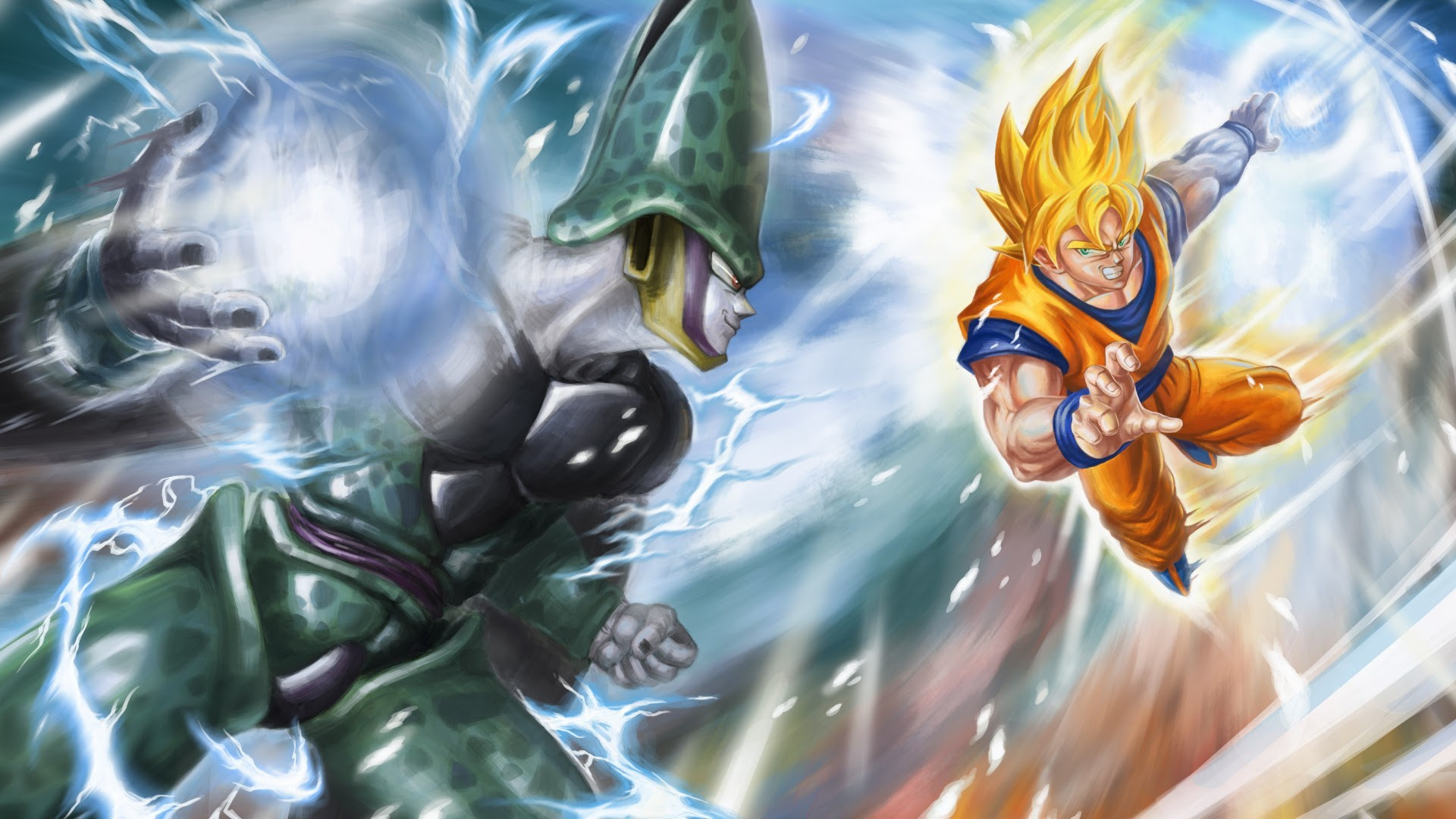 Dbz Hd Wallpaper 1920x1080 63 Images