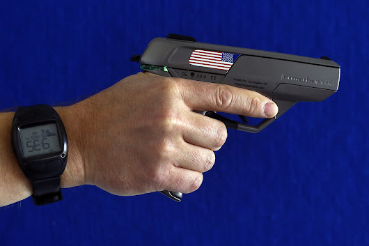 Can White House, tech startups overcome gun lobby resistance to 'smart guns'?