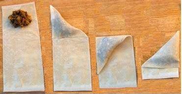 resepi samosa daging ayam  sardin mudah  rangup
