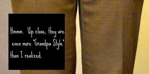 Grandpa style