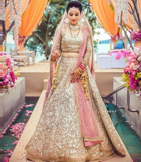 35 Punjabi Bridal Lehenga Styles that You Would Want to