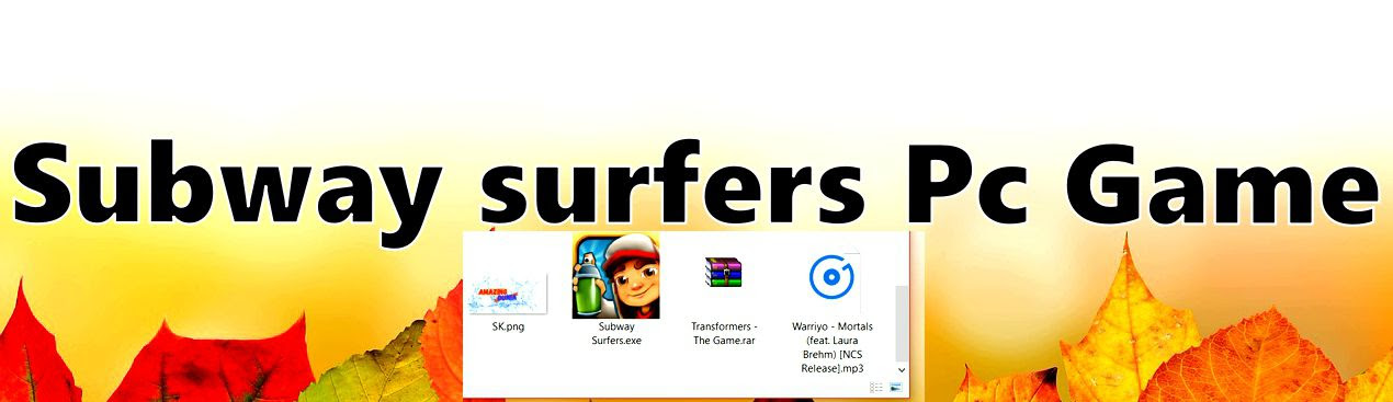 subway surfer for pc