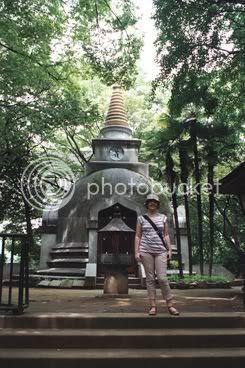 Gran pagoda a Ueno