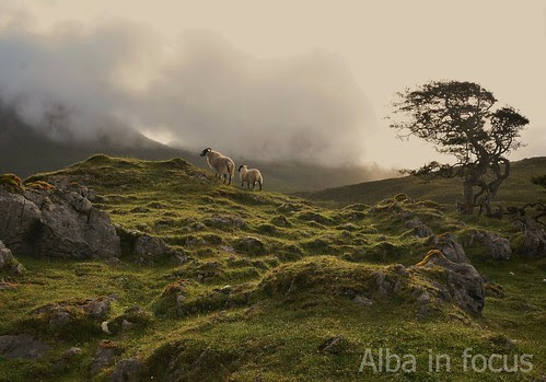 Torrin, isle of skye by Cateran8