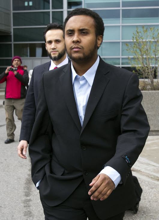 Mohamed Hersi jailed 10 years on terror charges | Toronto Star