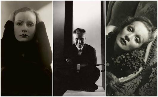 Remarkable celebrity portraits taken by Edward Steichen from the 1920s & 1930s