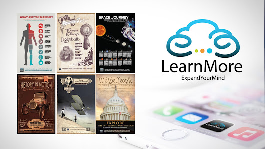Learn More: Interactive Science & History Augmented Reality