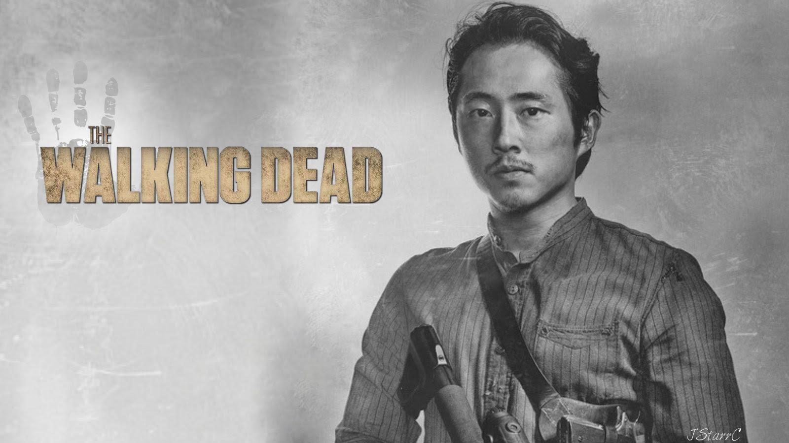 Glenn Rhee The Walking Dead Wallpaper 39470017 Fanpop