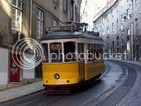 Lizbon sokakları