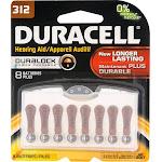 Duracell EasyTab 312 Battery - PR41 - Zinc air